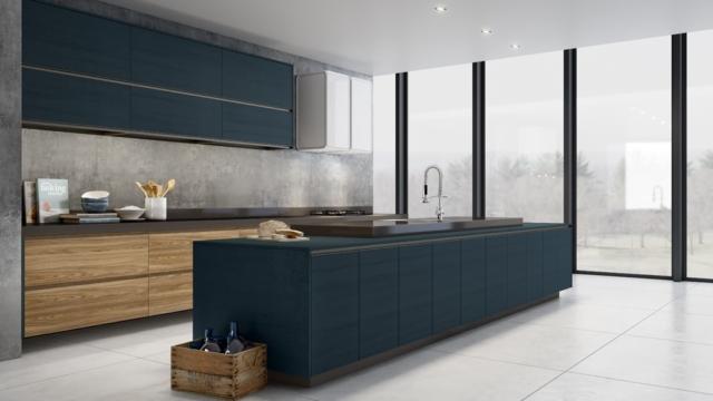 coleção Fifty collection móveis planejados para cozinha