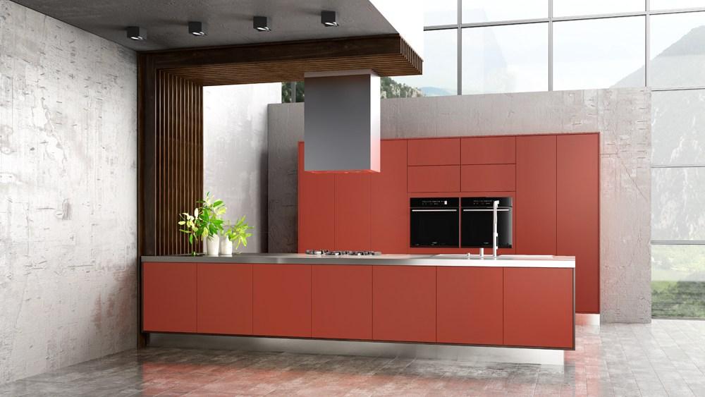 Móveis planejados para cozinha-Baltic-e-FR-Molinara-Legno-Colore