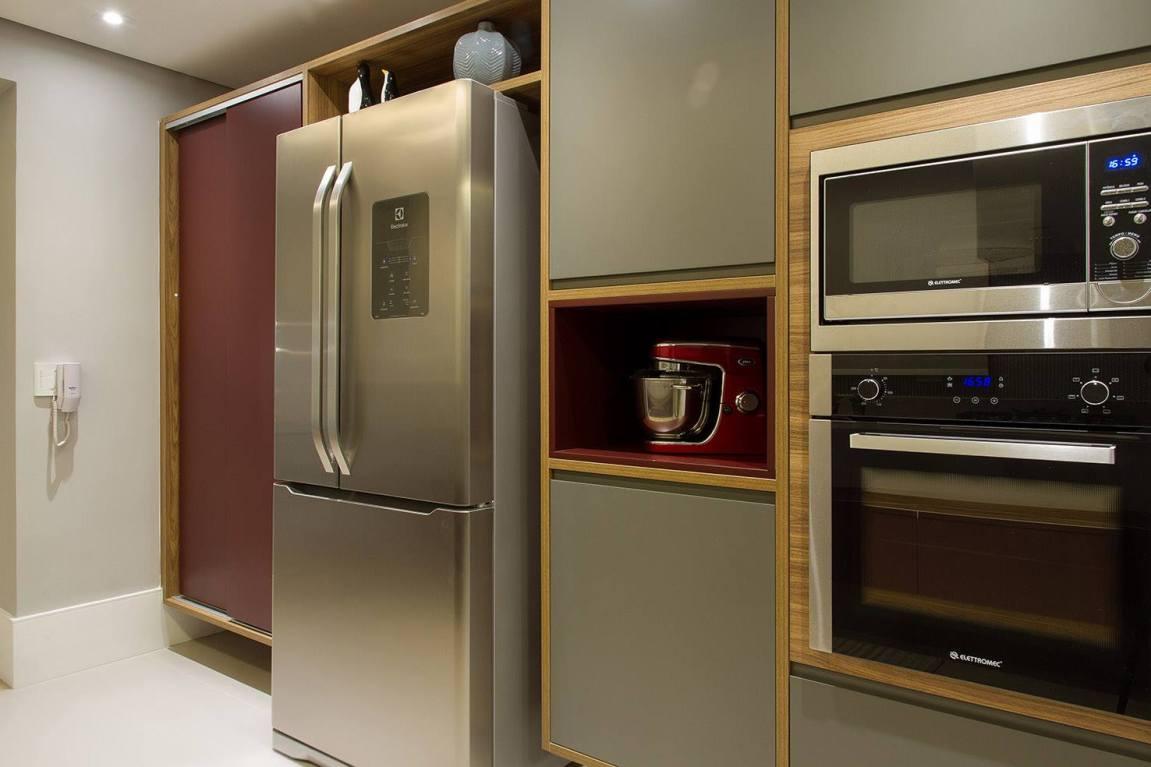 Projeto de móveis planejados Marel Santos - escritório de Arquitetura Beth Mota